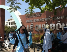 Sở GD&ĐT Đà Nẵng phủ nhận thông tin học sinh 2 trường được tuyển thẳng vào ĐH Sydney