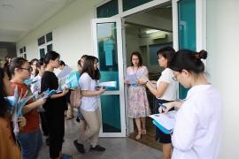 Thi tốt nghiệp THPT 2020: Hơn 6000 cán bộ, giảng viên tham gia thanh kiểm tra