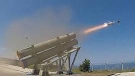 Thổ Nhĩ Kỳ khoe tên lửa diệt hạm tiêu diệt mục tiêu xa 200 km