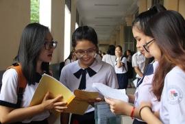 132 thí sinh được miễn thi tốt nghiệp THPT 2020, xét tuyển thẳng vào CĐ và ĐH