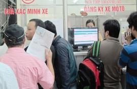 Từ ngày 1/8, bán xe cho người ngoại tỉnh phải nộp lại biển số và đăng kí xe