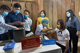 4,7 triệu người tại bốn tỉnh Tây Nguyên sẽ được tiêm vaccine bạch hầu