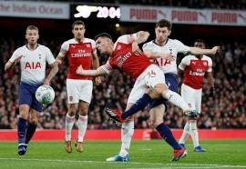 Soi kèo, link xem trực tiếp bóng đá Ngoại hạng Anh: Tottenham vs Arsenal (22h30, ngày 12/7)