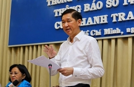 Chân dung Phó Chủ tịch UBND TP. HCM vừa bị khởi tố