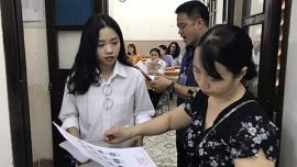 Kỷ luật 4 thí sinh vi phạm Quy chế thi tại buổi thi lớp 10 THPT môn Toán ở Hà Nội