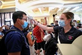 Tin tức COVID-19 sáng 21/7: Mỹ gần 4 triệu người mắc, Việt Nam 96 ngày qua không có ca lây nhiễm