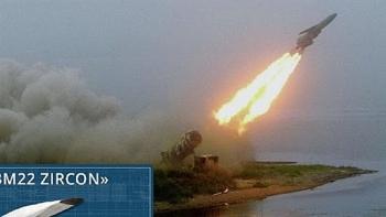 Clip: Uy lực kinh hồn của tên lửa siêu thanh Zircon Nga vừa phóng thử