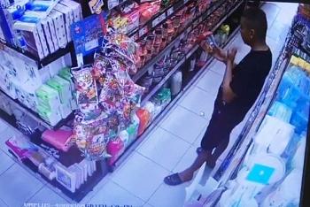 Người đàn ông bôi nước bọt vào nhiều gói thực phẩm khô trong siêu thị ở Đà Nẵng bị bệnh tâm thần
