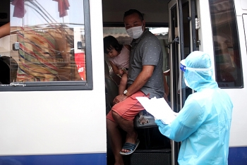 Lịch trình di chuyển của bệnh nhân 447 ở Hà Nội dương tính với COVID-19