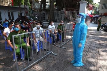 Tình hình dịch Covid-19 chiều 2/8: Việt Nam ghi nhận thêm 30 ca mắc COVID-19