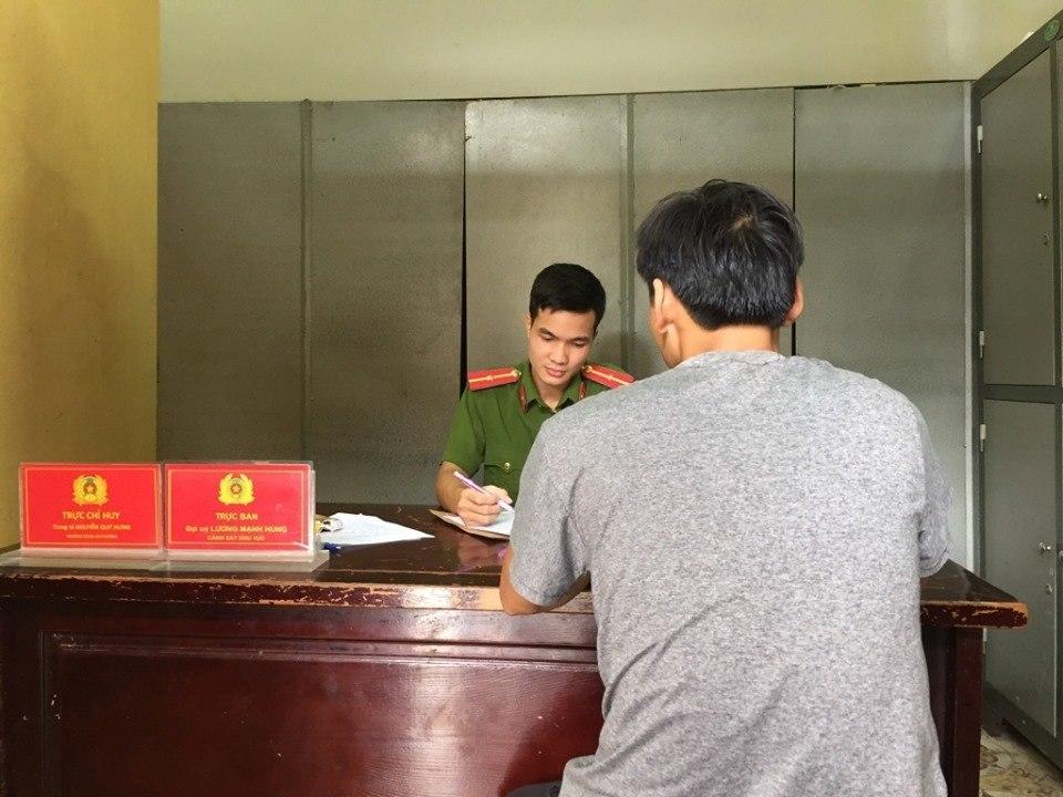 tai xe hanh hung 3 co gai tai ben xe yen nghia khai gi voi cong an