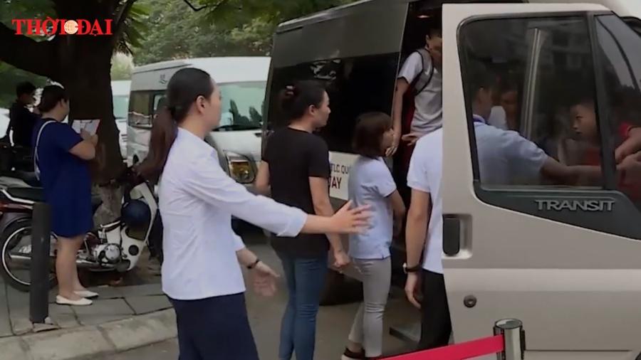 video truong gateway thay doi bat ngo sau vu hoc sinh tu vong