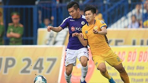 bang xep hang vong 20 v league 2019 ha noi fc thang hoa clb tp hcm hut hoi