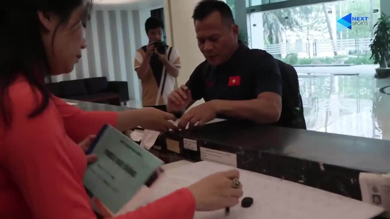video tiet lo danh sach chia phong cua dtqg viet nam truoc them vong loai world cup 2022