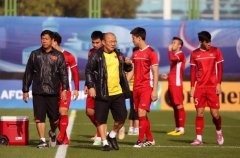 ĐTQG và U23 Việt Nam