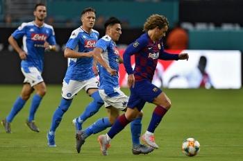 """Soi kèo Barcelona vs Napoli vòng 1/8 cúp C1 châu Âu (02h00 ngày 9/8): Nou Camp """"rực lửa"""""""
