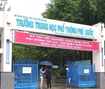 Phó chủ tịch xã ở Phú Quốc thi tốt nghiệp THPT 2020 bị xem xét kỷ luật