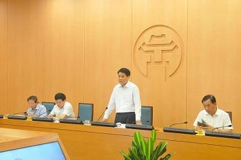 Chủ tịch Hà Nội: Trường hợp BN812 rất phức tạp, xét nghiệm PCR lần 3 mới dương tính COVID-19