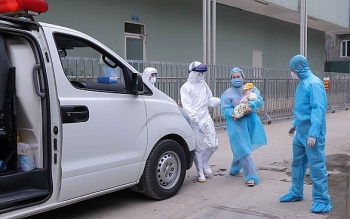 Xét nghiệm PCR cho toàn bộ người về từ Đà Nẵng, Hà Nội đặt mục tiêu khoanh vùng dập dịch sau 2 tuần