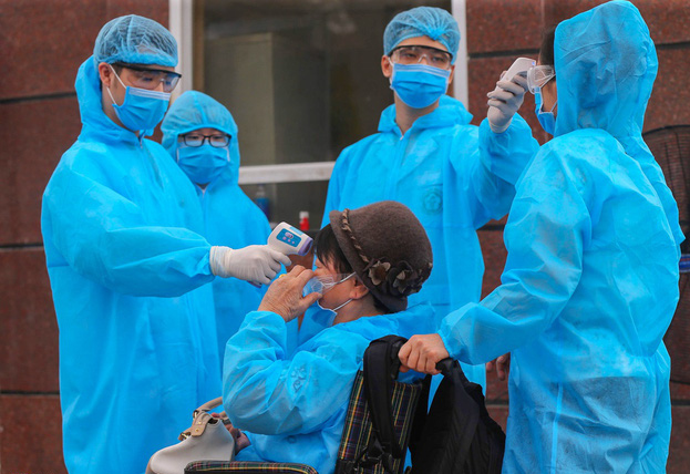 Thêm 6 ca nhiễm mới, Việt Nam có tổng cộng 847 người mắc COVID-19