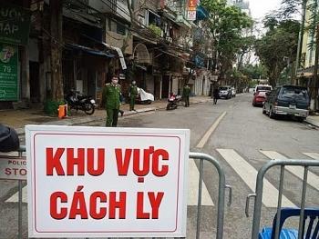 Hà Nội cách ly 2 trường hợp về từ Đà Nẵng bị sốt cao