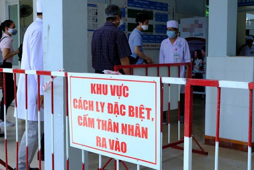 Việt Nam có thêm 3 ca nhiễm COVID-19 mới