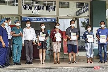 Bộ Y tế công bố thêm 5 người được chữa khỏi COVID-19 ở Đà Nẵng