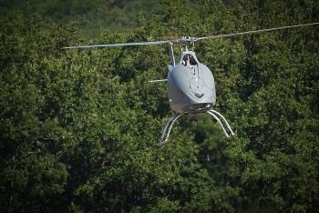 Clip: Trực thăng trinh sát không người lái đầu tiên của Pháp bay thử nghiệm