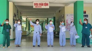 Đà Nẵng công bố chữa khỏi COVID-19 cho 9 bệnh nhân