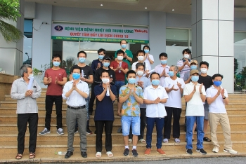 Việt Nam chữa khỏi cho 19 bệnh nhân COVID-19 là ca nhiễm trở về từ nước ngoài