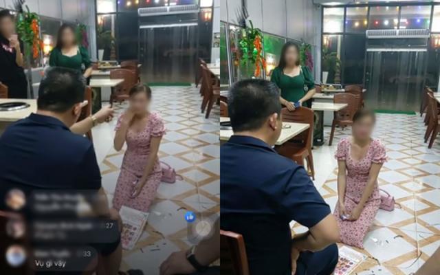 Clip: Công an TP. Bắc Ninh điều tra vụ chủ quán Nhắng Nướng bắt nữ khách hàng quỳ xin lỗi vì chê đồ ăn