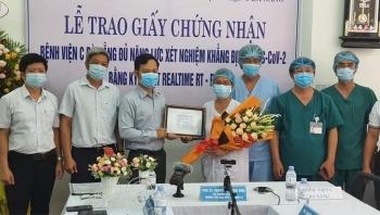 Bệnh viện C Đà Nẵng đủ năng lực xét nghiệm COVID-19