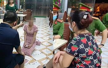 Cô gái bị chủ quán Nhắng nướng bắt quỳ ở Bắc Ninh: