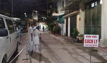 Hà Nội: Bệnh nhân ở phường Cổ Nhuế 1 tái dương tính với COVID-19