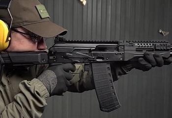 Clip: Cận cảnh uy lực của súng trường AK-19 Nga vừa trình làng