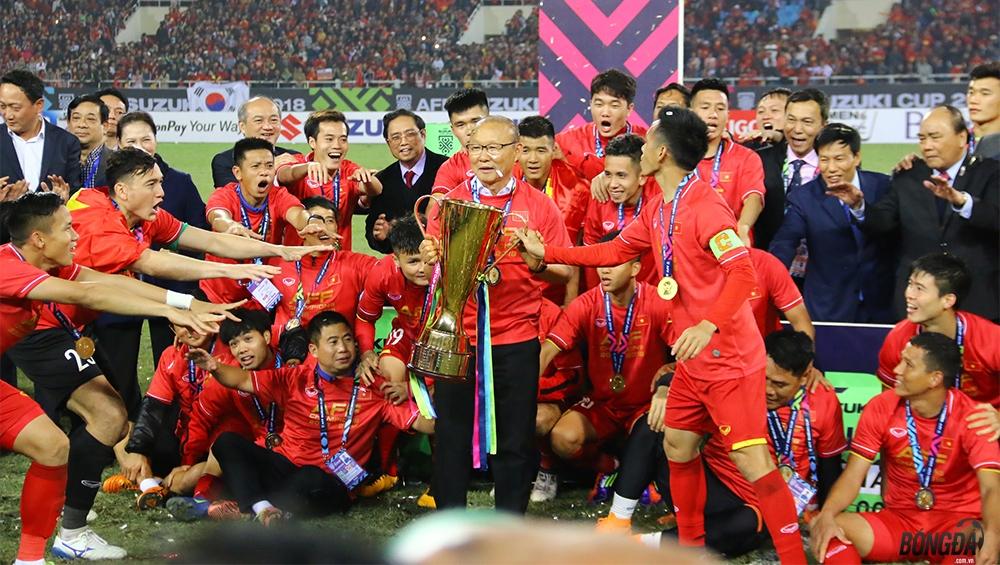 hlv park hang seo bao tin buon cua nen bong da viet nam voi world cup