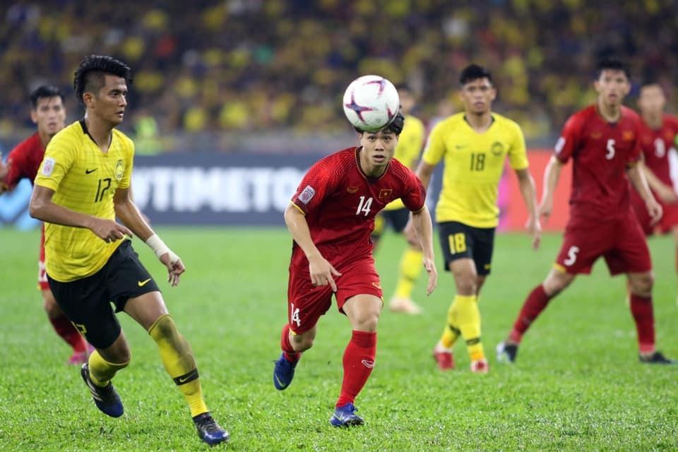 viet nam gap malaysia thay park ra mat lenh so 13