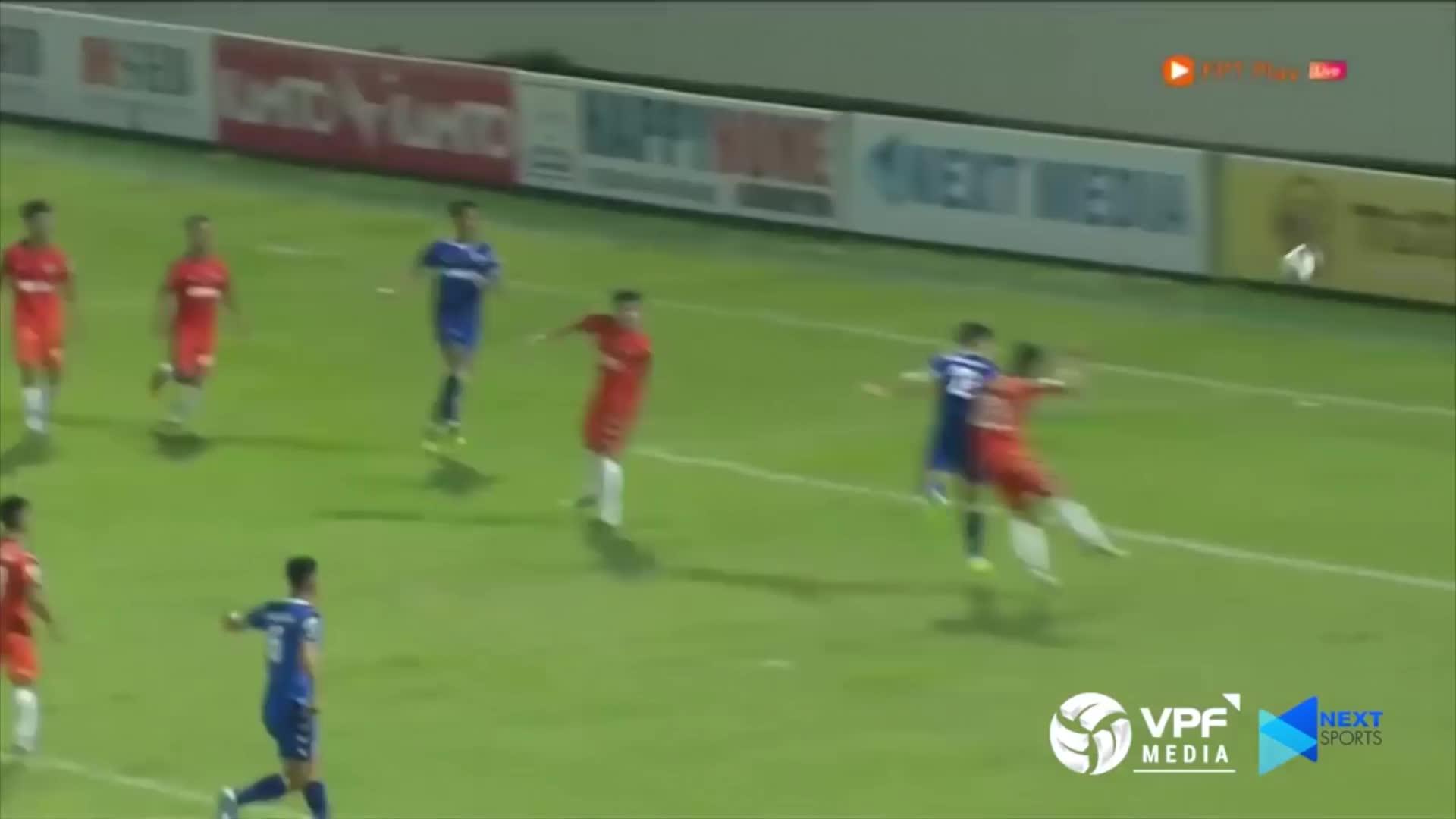 video 5 ban thang dep nhat vong 25 v league 2019