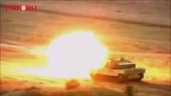 video tang ham ho leopard 2a7 duc pha the doc co cau bai cua armata nga