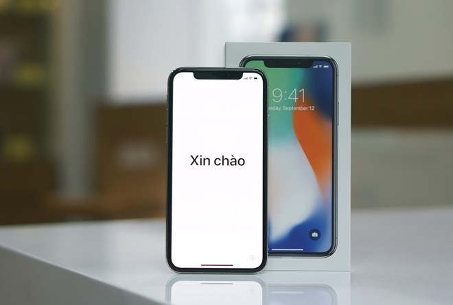 iphone x bat ngo giam gia sap san