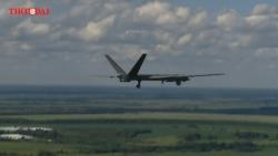 Video: Sức mạnh đặc biệt chưa từng có của máy bay tấn công không người lái Nga vừa trình làng