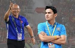 Tin tức bóng đá Việt Nam ngày 22/4: Kiatisak có thể thay thầy Park dẫn dắt ĐT Việt Nam?
