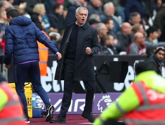 vi sao jose mourinho phan khoi trong ngay ra mat voi tottenham