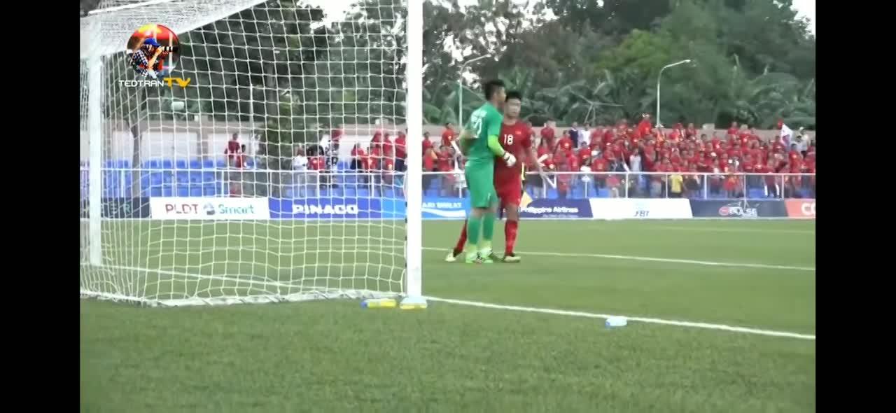 video van toan sut trung tay supachai nhung u22 thai lan van duoc tinh 1 0