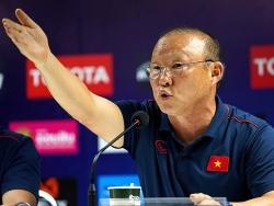 hlv park hang seo bat gio u22 indonesia truoc tran chung ket sea games