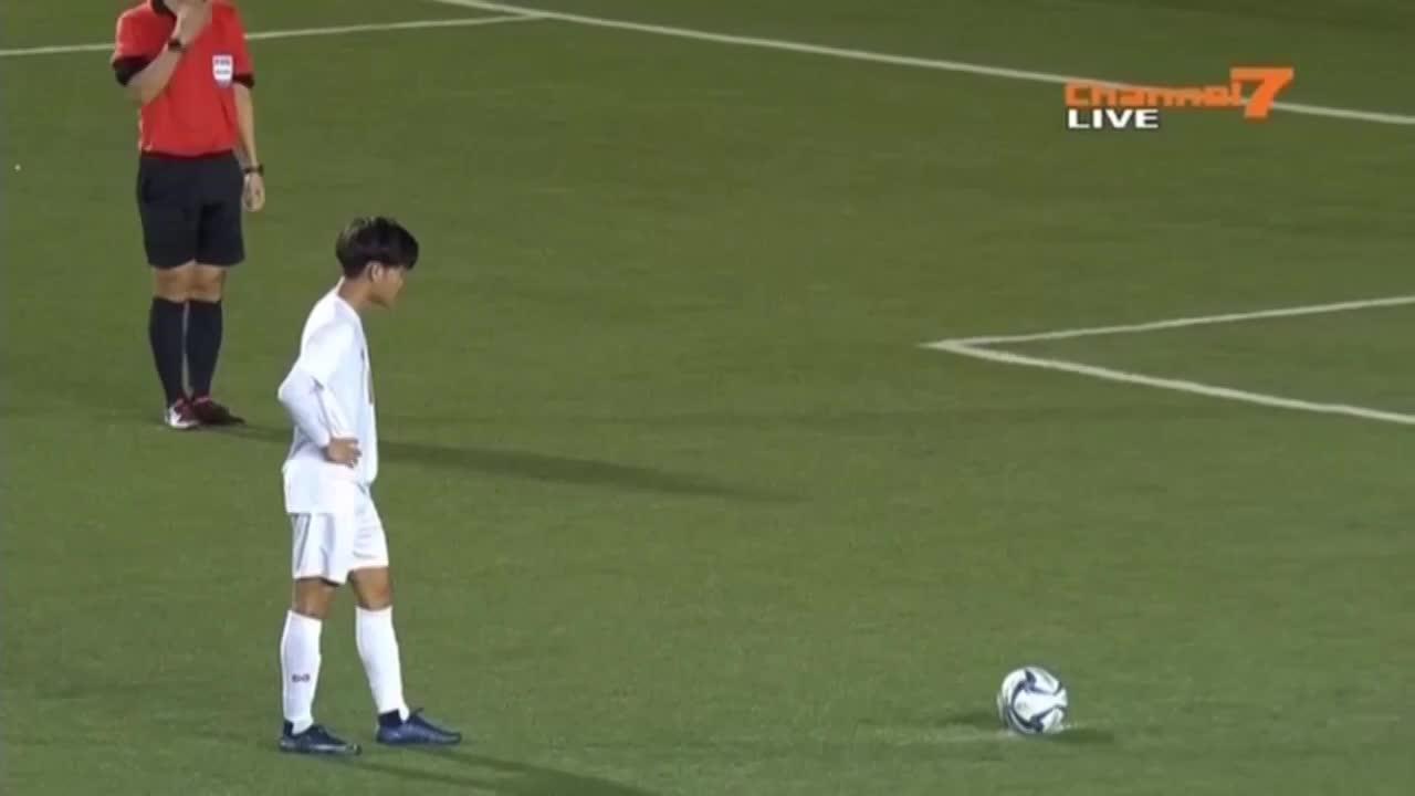 video loat sut luan luu can nao giua u22 campuchia vs u22 myanmar 4 5 huy chuong dong sea games 30