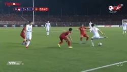 video van hau lap cu dup giup u22 viet nam nang ti so 3 0 truoc u22 indonesia