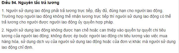khong co dieu luat nao quy dinh luong chong chuyen thang tai khoan vo