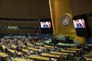 Dấu ấn đậm nét Việt Nam tại Hội đồng Bảo an Liên Hợp Quốc