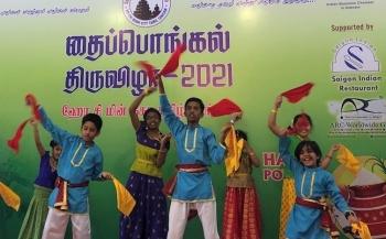 Cộng đồng người Ấn Độ tại TP.HCM tổ chức Lễ hội Thu hoạch – Thai Pongal Festival 2021